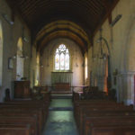 image of shernborne church